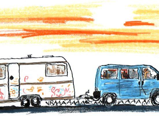 Caravane forro
