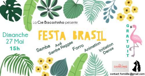 Festa 100% Brasil
