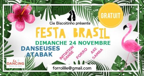 Festa Brasil au Dancing